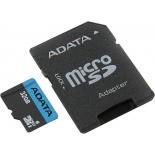 карта памяти ADATA Premier 32Gb AUSDH32GUICL10 85-RA1