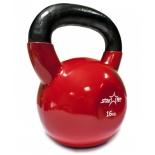 гиря Starfit DB-401 16 кг, красная