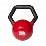гиря Body Solid Kettleball KBL25, красная