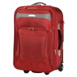 чемодан Santa Fe 40л 3177/20, бордовый