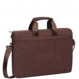 сумка для ноутбука Rivacase 8335, коричневая