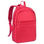сумка для ноутбука Рюкзак Rivacase 8065, красный