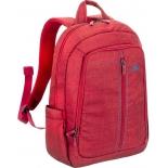 сумка для ноутбука Рюкзак Rivacase 7560, красный