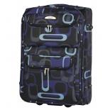 чемодан Santa Fe 12-4012TC-21, синий 40 л
