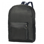 рюкзак городской Nosimoe 009D складной, Темно-серый