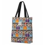сумка женская Nosimoe 052D (хипстеры-собаки)