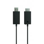 Медиаплеер Microsoft Display Adapter V2 USB, презентер, серебристый, купить за 3 360руб.