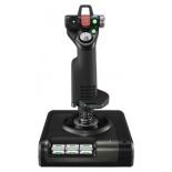 джойстик Logitech X52 Pro Flight Control System (PC)