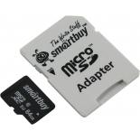 карта памяти SmartBuy SB64GBSDCL10U3-01 64Gb белая