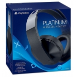 наушники Sony PS4 Platinum Wireless Headset Cechnya-0090 черные
