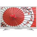 телевизор Akai LEA-24A65W, белый