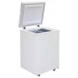 Морозильная камера Бирюса 100VК, белая
