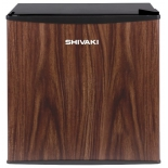 холодильник Shivaki SDR-052T, темное дерево