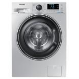 машина стиральная Samsung WW80K62E07SDLP, серебристая