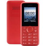 сотовый телефон Philips Xenium E106, красный