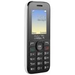сотовый телефон Alcatel One Touch 1020D DS, белый