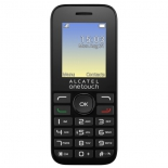 сотовый телефон Alcatel One Touch 1020D DS, черный