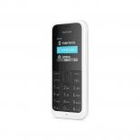 сотовый телефон Nokia 105 Dual Sim, белый