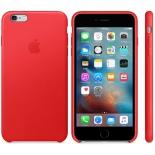 чехол iphone Apple для Apple iPhone 6S Plus MKXG2ZM/A, красный