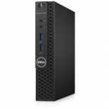 фирменный компьютер Dell Optiplex (3050-0474), черный