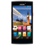 смартфон Philips S337 8Gb 2Sim, черный