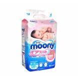 подгузник Moony 4-8 кг (81 шт.) S