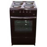 плита Darina S EM 341 404 В, тёмно-коричневый