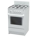 плита Darina S GM 441 001 W белая