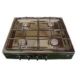 плита Darina L NGM 441 03 B коричневая
