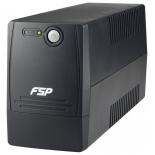 источник бесперебойного питания FSP Group Viva 400 PPF2400701, черный