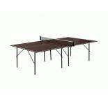 стол теннисный Start line Hobby Outdoor, коричневый