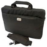 сумка для ноутбука PC PET PCP-A1315 BK, 15.6'', чёрная