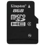 карта памяти Kingston SDC4/8GBSP (8 Gb, Class 4)