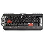 клавиатура A4Tech X7-G800 Black USB