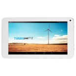 планшет TurboPad 712,  8GB, Wi-Fi, Android 4.4, белый