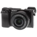 цифровой фотоаппарат Sony Alpha A6000 Kit (SEL-1650), черный