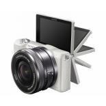 цифровой фотоаппарат Sony Alpha A6000 Kit (SEL-1650), белый