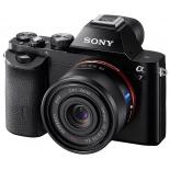 цифровой фотоаппарат Sony Alpha A7 Kit (SEL-2870), черный