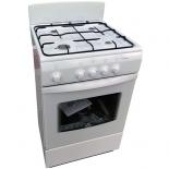 плита DeLuxe 5040.38 гщ, белый