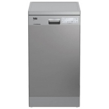 Посудомоечная машина Beko DFS 39020 X серебристая
