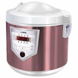 мультиварка Lumme LU-1446 Chef pro pink/white