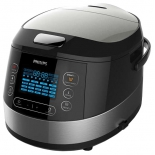мультиварка Philips HD4737/03 металл