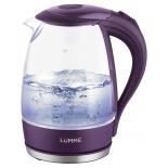 чайник электрический Lumme LU-216, фиолетовый