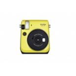фотоаппарат моментальной печати Fujifilm Instax Mini 70, желтый