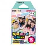 картридж для фотоаппарата моментальной печати Fujifilm Instax Mini Stained glass WW1 10/PK (10 листов)