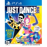 игра для PS4 PS4  Just Dance 2016