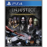 игра для PS4 Injustice: Gods Among Us Ultimate Edition