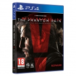 игра для PS4 PS4 Metal Gear Solid V: The Phantom Pain