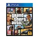 игра для PS4 Grand Theft Auto V PS4