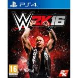 игра для PS4 WWE 2K16